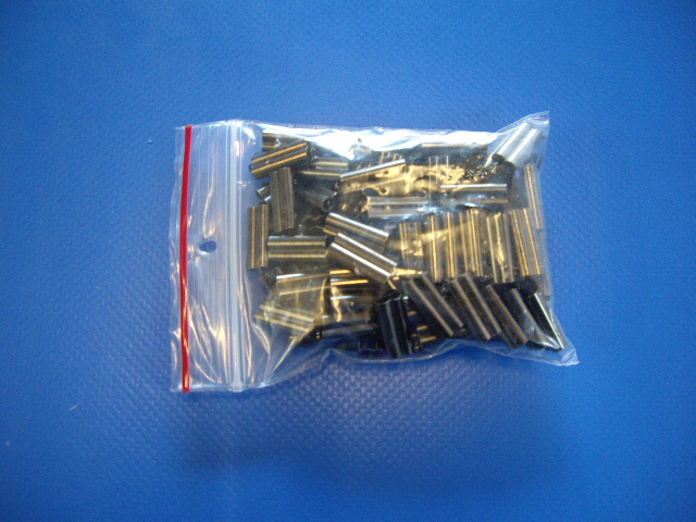 Copper Crimp 300lb 1.6mm
