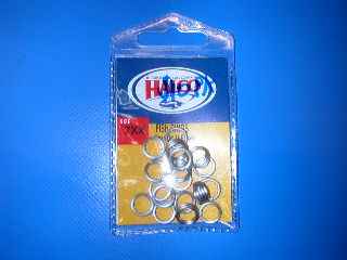 Halco Split Rings HXX