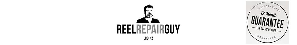Reel Repair Guy - About
